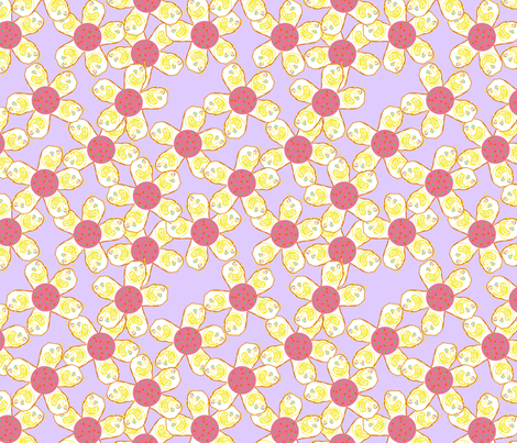 amberstile5 fabric by joojoostrees on Spoonflower - custom fabric