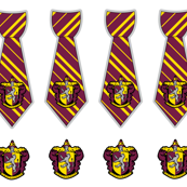 Cut&Sew HarryP Tie
