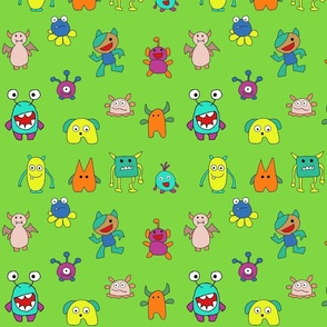 600 Monsters