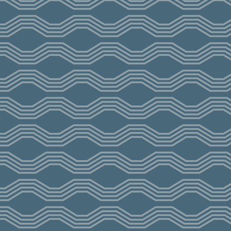 Connect fabric by spellstone on Spoonflower - custom fabric