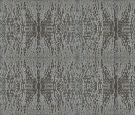 Beach Sand Butterfly: gray fabric by callioperosehandcarjones on Spoonflower - custom fabric