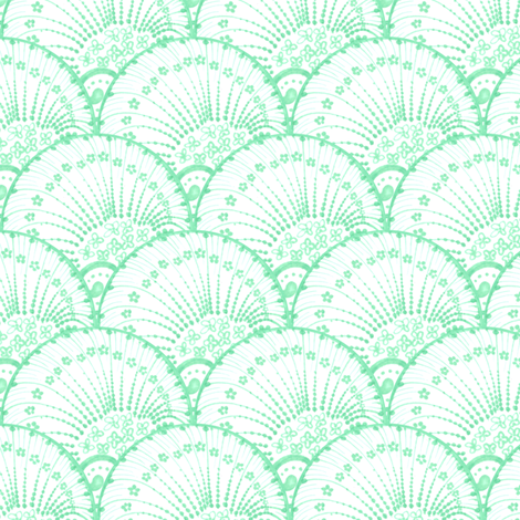 Atlanta fabric by siya on Spoonflower - custom fabric