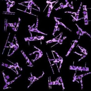 gymnastleopard