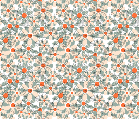elegance fabric by dinaramay on Spoonflower - custom fabric