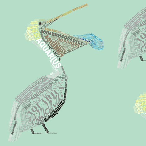 Aquarius the Water-Bearing Pelican