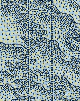 Sea Foam - blue