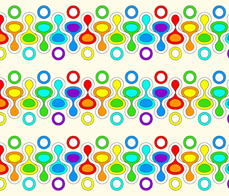 rainbowrevision fabric by etornblom on Spoonflower - custom fabric