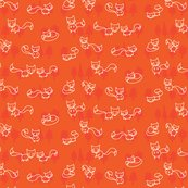 Rfoxes_doodle_white_on_orange-01_shop_thumb