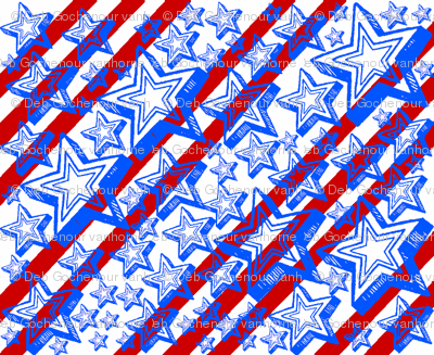 Stars Stripes 4 Ever