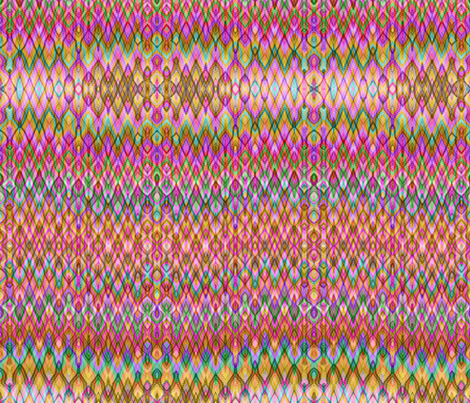 Missoni Style fabric by glanoramay on Spoonflower - custom fabric