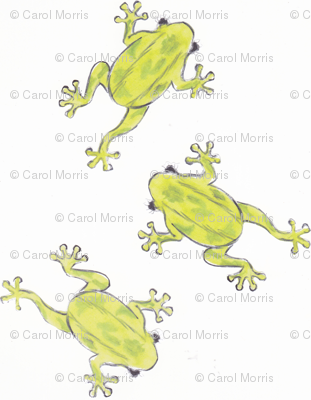 three_frogs