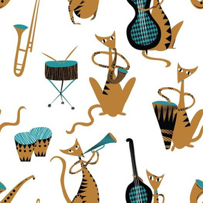 Cool Daddy-o Jazz Cats