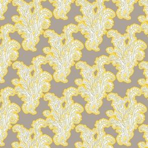 Yellow Frills
