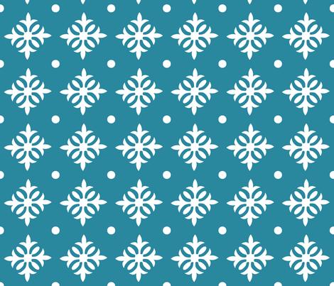 Woodblock fabric by stinav on Spoonflower - custom fabric