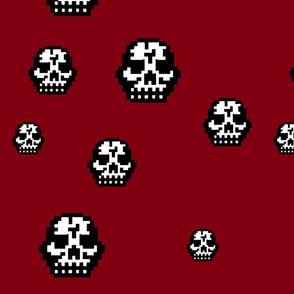 Tac Red Skullfield