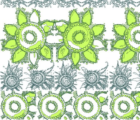 Flowerpower_mod_wallpaper_green_shop_preview