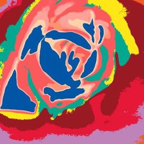rose blot