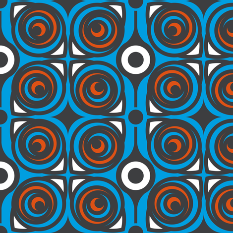 loop fabric by zapi on Spoonflower - custom fabric