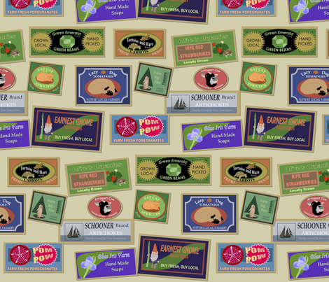 farmer_s_market fabric by roxiespeople on Spoonflower - custom fabric