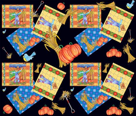 Farmers_Market fabric by linda_loper_designs on Spoonflower - custom fabric