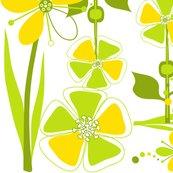 Rrrmodflowerssunshine_chartreuse12x12single.ai_shop_thumb