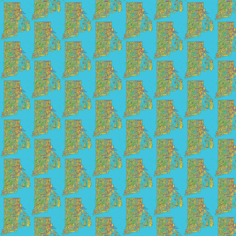 Rhode Island fabric by amyvail on Spoonflower - custom fabric