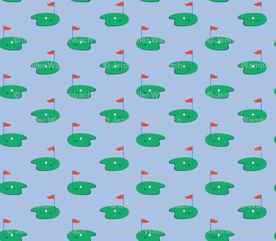 Bailey Boys - Golf - one way print
