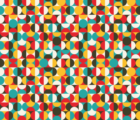 Retro. fabric by panova on Spoonflower - custom fabric
