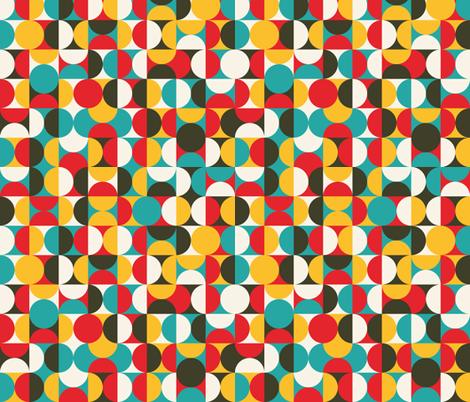Retro. fabric by panova on Spoonflower - custom fabric