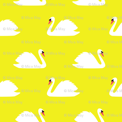 Swan Lake Yellow