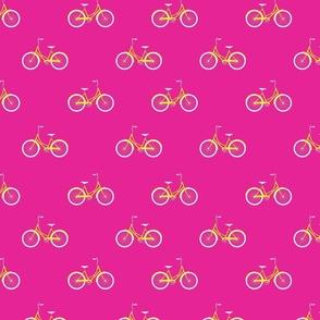 Bike Ride Pink