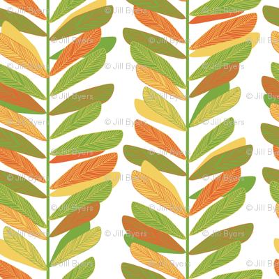 Mod Leaves