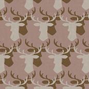 Oh Deer_ pink