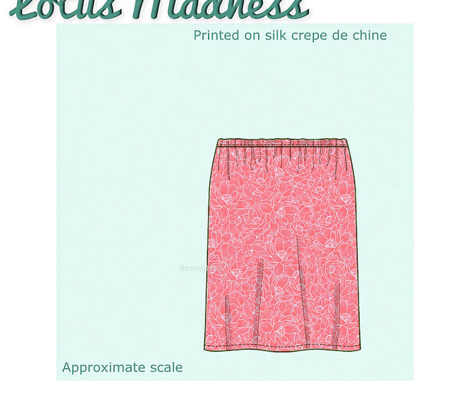 Lotus Madness - Pink