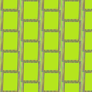 Florescent green
