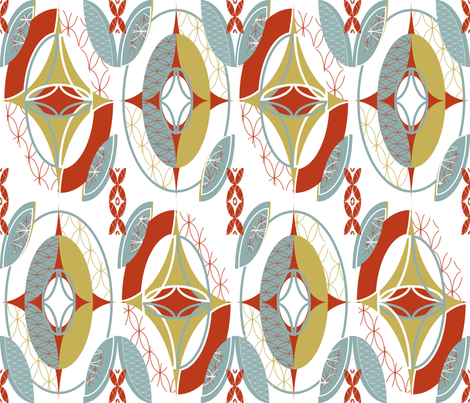 OvalyMod fabric by paula's_designs on Spoonflower - custom fabric