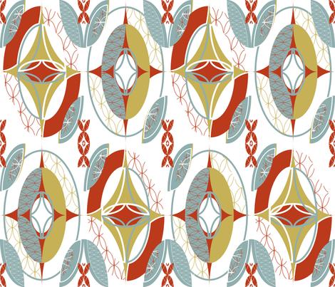 OvalyMod fabric by paula's_designs on Spoonflower - custom fabric