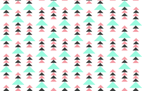 arrows_multi fabric by arudat on Spoonflower - custom fabric