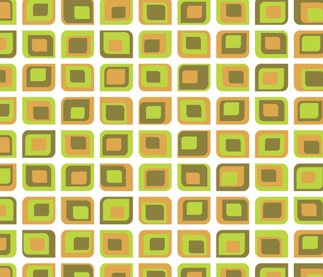 mod2 fabric by lighthearts on Spoonflower - custom fabric