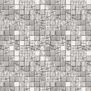 beaded tiles frost