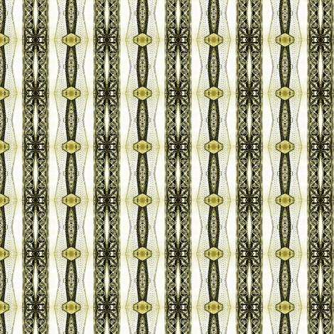 GWB Stripes I fabric by relative_of_otis on Spoonflower - custom fabric