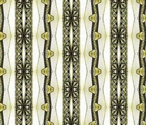 GWB Stripes II fabric by relative_of_otis on Spoonflower - custom fabric