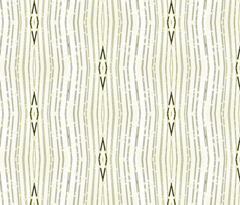 GWB Stripes III fabric by mbsmith on Spoonflower - custom fabric