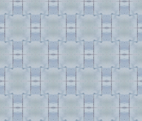Cloud Squares fabric by mbsmith on Spoonflower - custom fabric