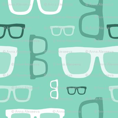 glasses pattern 2