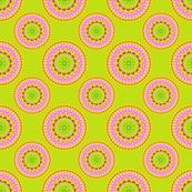 Yakutian ornament pattern