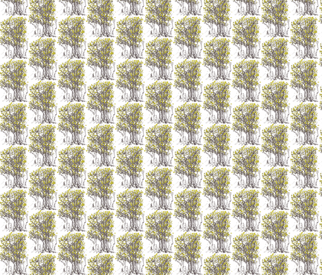 midsummer dream fabric by nerdlypainter on Spoonflower - custom fabric