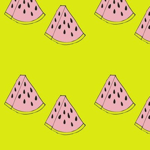 watermelon (yellow)