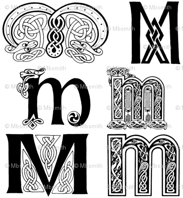 M (Celtic-ish)
