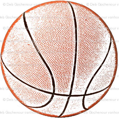 """Color_Ink_Drawing_B-Ball 2"""""""